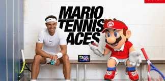 Rafa Nadal Nintendo