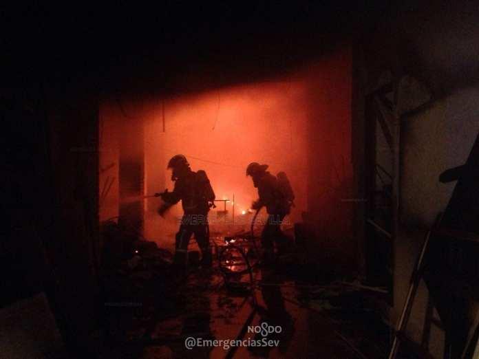 bomberos sevilla