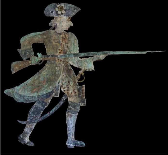Veleta Artilleria Sevilla El Miguelete
