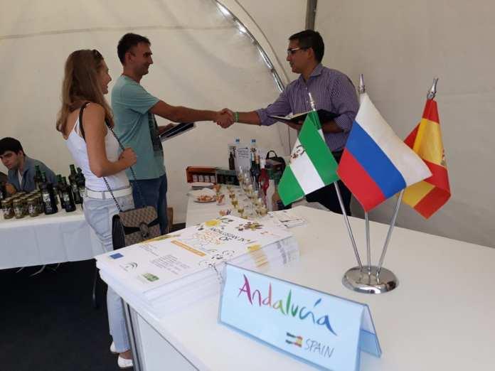 Empresas agroalimentarias Taste of Moscow