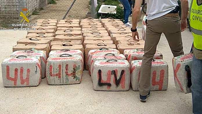 Desarticulada organizacion narcotraficantes