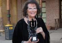 Claudia Cardinale_Premio Tabernas de Cine_AWFF