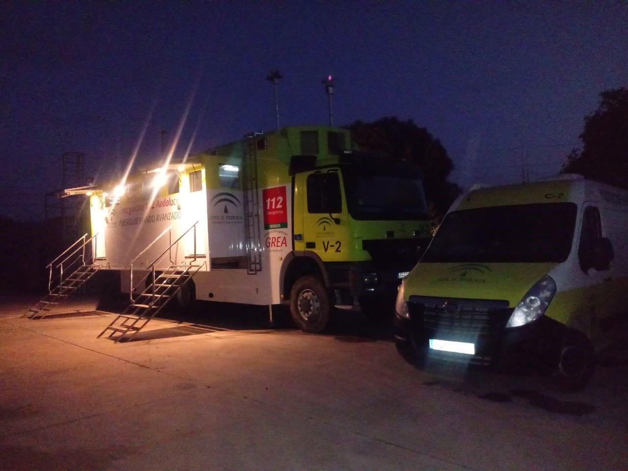 Emergencias en Málaga
