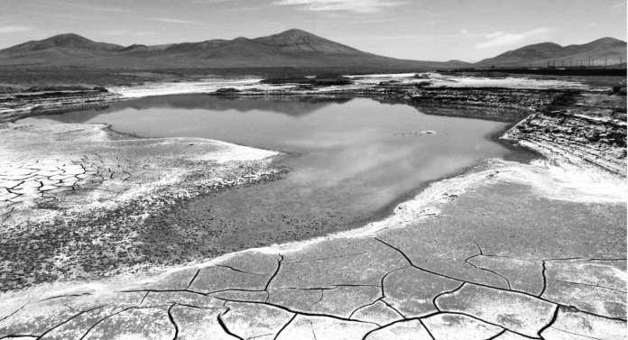 Lluvias desierto Atacama