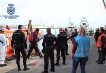 Detencion paterista y organizador
