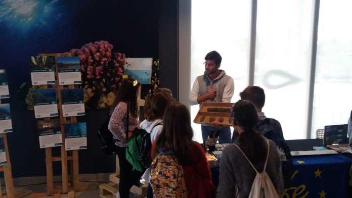 Semana de la Ciencia_Acuario Sevilla_Exposición Life Blue Natura