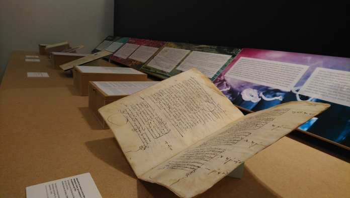 Exposicion sabores archivo historico