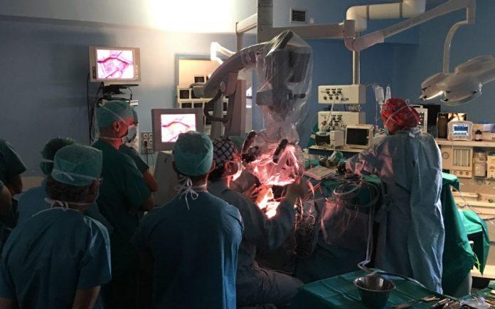 Fluorescencia neurocirugia