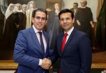 Fundación Unicaja firma un convenio con el Ayuntamiento de Gran