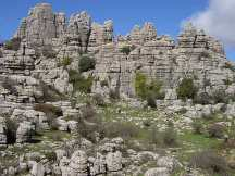 Torcal. Pic from redes-cepalcala.org