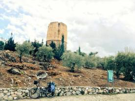 The tower of Yunquera