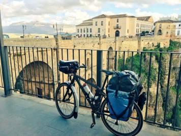 The famous bridge of Ronda