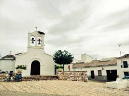 The hermitage of Saint Anthony in Higuera de la Sierra