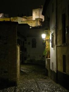 Cosa vedere albaicin granada_notte