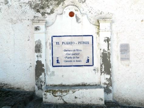 Cosa vedere alpujarra_pitres puerto