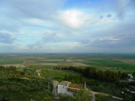 Cosa vedere a Carmona - panorama