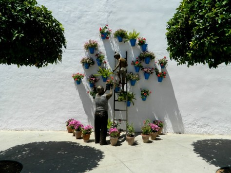 I cortili (patios) di Cordoba - monumento