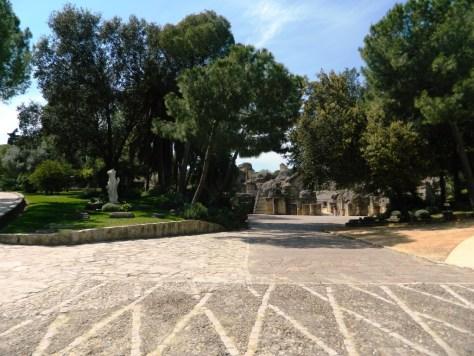 Cosa vedere ad Itálica - parco archeologico