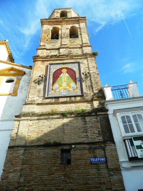 Cosa vedere a Medina Sidonia - chiesa