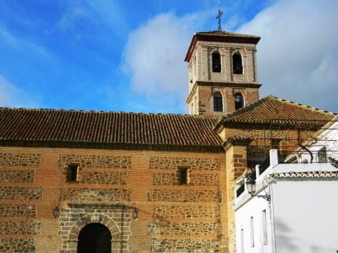 Cosa vedere Nigüelas _Granada_Chiesa_Andalusia