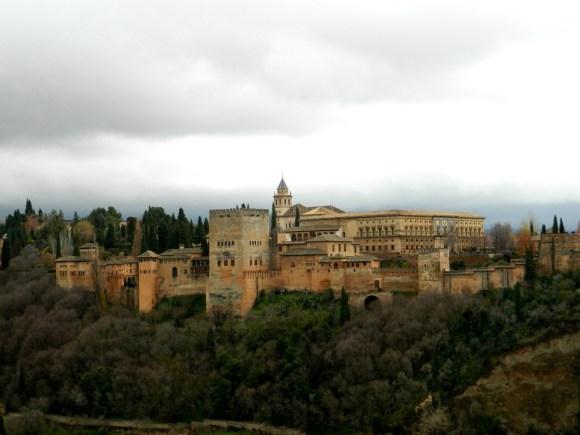 Cosa vedere a Granada_Alhambra_torre comares