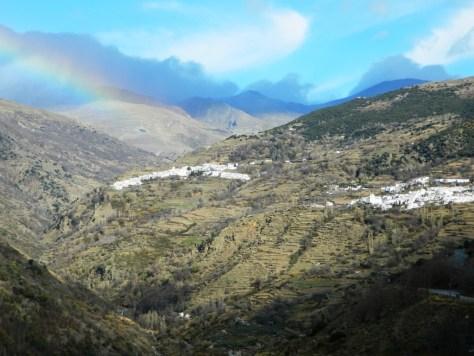 Cosa vedere alpujarra_ granada_terrazzamenti