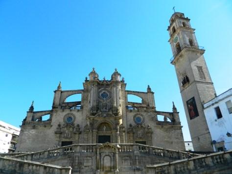 Cosa vedere Jerez de la frontera Andalusia Vino Catedrale