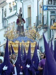 Semana santa andalusia Cordoba