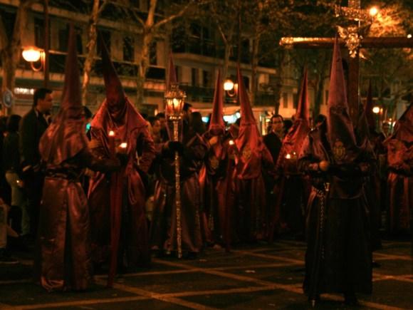 Semana santa andalusia Sevilla