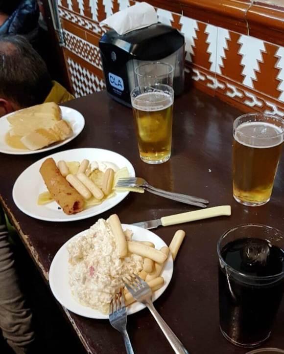Dove_mangiare_siviglia_columnas