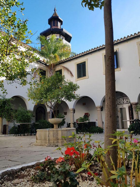 castellar_castello_almoraima_chiostro