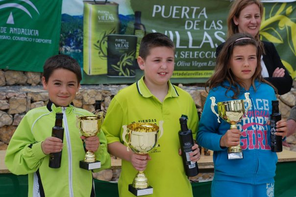 Podium-benjamines-V-Trofeo-Parque-Natural-Cazorla