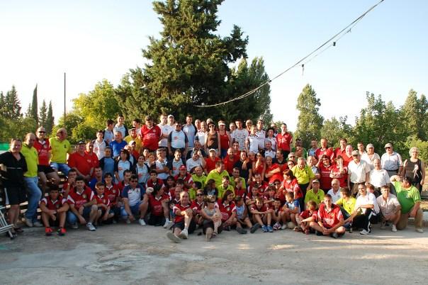Campeonato España bolo andaluz montaña 2013