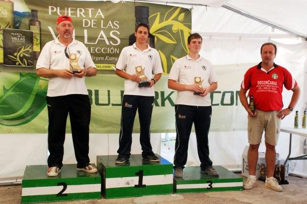 Podium-1ª-categoria-masculina-trofeo-parque-natural-bolo-andaluz-2014