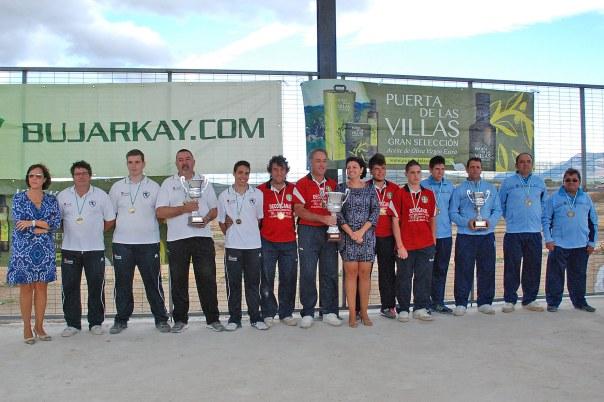 Podium-masculino-Nacional-Equipos-Bolo-Andaluz-2014