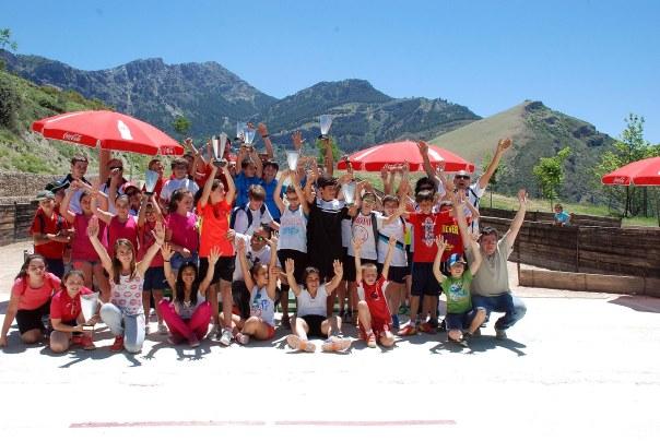 Juegos deportivos bolo andaluz 2