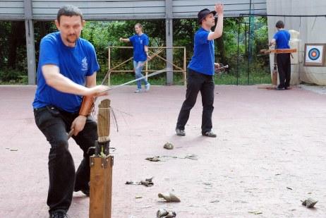 Artes marciales europeas Festival European Games Days 10