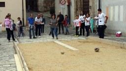 Bolo andaluz serranos Festival European Games Days 18