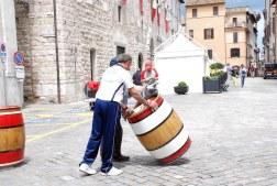 Rodalores barriles Festival European Games Days 08
