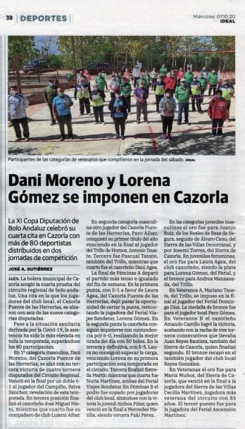 201007 Ideal Copa Diputación Valle Cazorla red