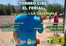 CARTEL CIRE EL FERIAL RED