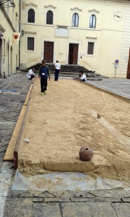Bolo andaluz serranos Festival European Games Days 17