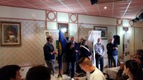 Cena social Festival European Games Days 16