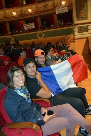 Inauguración Festival European Games Days 07