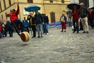 Ruzzola Festival European Games Days 14