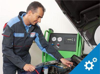 Reparación mecánica de coches
