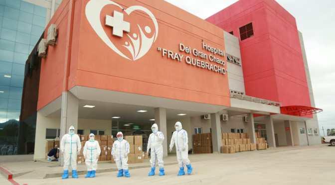 Comisión legislativa señala que colapsaron los dos hospitales de Yacuiba