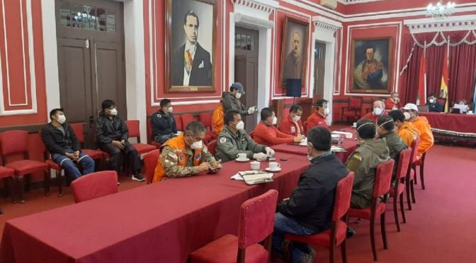 COED amplía horario de circulación hasta las 17:00 horas en Tarija