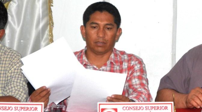 Directorio de La ATF espera que los estatutos sean tratados por el Consejo Central