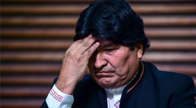 La Defensoría de la Niñez de La Paz remite denuncia por estupro contra Morales a la Fiscalía